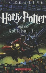 Harry Potter and the Goblet of Fire : Harry Potter - Scholastic, Inc.
