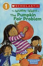 The Pumpkin Fair Problem : Scholastic Reader: Level 1 - Katharine Kenah