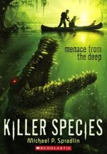 Menace from the Deep - Michael P Spradlin