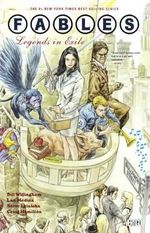 Fables 1 : Legends in Exile - Bill Willingham