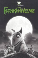 Frankenweenie : A Graphic Novel - Tim Burton