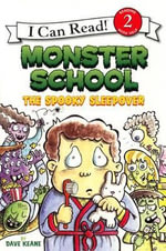 The Spooky Sleepover : I Can Read Book 2 - Dave Keane
