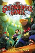 The Gollywhopper Games - Jody Feldman