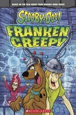 Scooby-Doo : Frankencreepy Movie Reader - Kate Howard