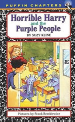 Horrible Harry and the Purple People - Suzy Kline