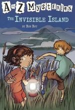 The Invisible Island - Ron Roy
