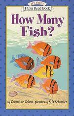 How Many Fish? - Caron Lee Cohen