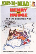 Henry and Mudge and the Snowman Plan : Henry & Mudge Books (Simon & Schuster Paperback) - Cynthia Rylant