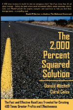 The 2,000 Percent Squared Solution : The Story of Congress's Historic Settlement of Ala... - Donald Mitchell