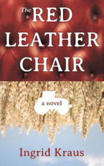 The Red Leather Chair - Ingrid Kraus