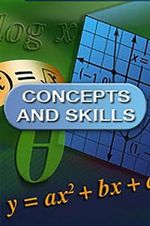 McDougal Littell Concepts & Skills : Practice Workbook with Examples Geometry