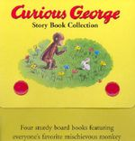 Curious George Story Book Collection Box Set - H.A. Rey