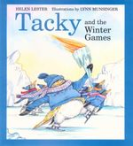 Tacky and the Winter Games - Helen Lester