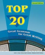 Top 20 : Great Grammar for Great Writing - Keith Folse