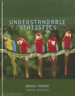 Understandable Statistics : Concepts and Models - Charles Henry Brase