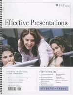 Effective Presentations - Course Technology ILT