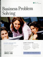 Business Problem Solving - Course Technology