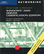 70-215 : MCSE Guide to Microsoft Windows 2000 Server - Conan Kezema
