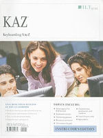 *IE Keyboarding A to Z - Ilt, Course Technology