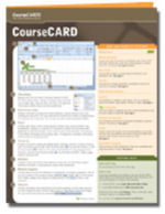 Office 2003 : New Features Coursecard + Certblaster - Axzo Press