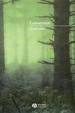 Convention : A Philosophical Study - David Lewis