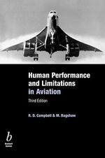 Human Performance and Limitations in Aviation - R. D. Campbell