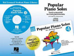 Popular Piano Solos - Level 1 - CD : Hal Leonard Student Piano Library - Kirke