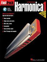 Fast Track : Harmonica - Book One - Blake Neely