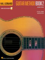 Hal Leonard Guitar Method Book 2 : 2 - Will Schmid