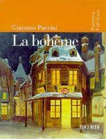 La Boheme : Full Score - Giacomo Puccini