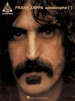 Frank Zappa : Apostrophe (') - Guitar Recorded Versions - Rick