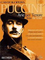 Cantolopera: Puccini Arias for Tenor Volume 1 : Cantolopera Collection - Giacomo Puccini