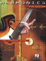 David M. Brewster : Harmonics for Guitar - The Complete Guide - David M Brewster