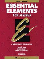 Essential Elements For Strings: Violin :  Violin - M. Brewster David