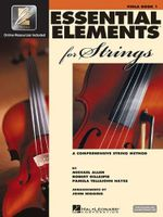 Essential Elements 2000 for Strings Plus DVD : Viola - M. Brewster David