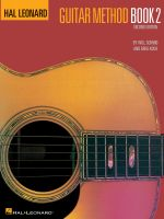 Hal Leonard Guitar Method Book 2 : Book Only - Will Schmid