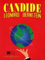 Candide : Scottish Opera Version Vocal Score - Bernstein Leonard