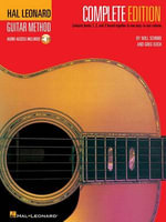 Hal Leonard Guitar Method : Complete Edition - Will Schmid