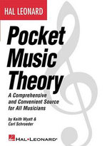 The Hal Leonard Pocket Music Theory : A Comprehensive and Convenient Source for All Musicians - Keith Wyatt