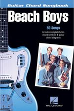 The Beach Boys : Guitar Chord Songbook (6 Inch. X 9 Inch.) - Hal Leonard Corporation
