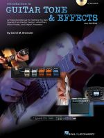 Introduction to Guitar Tone & Effects : A Manual for Getting the Best Sounds from Electric Guitars, Amplifiers, Effects Pedals & Process - David M. Brewster