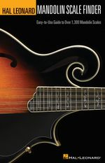 Mandolin Scale Finder : Easy-To-Use Guide to Over 1,300 Mandolin Chords 6 Inch. X 9 Inch. Edition - Chad Johnson