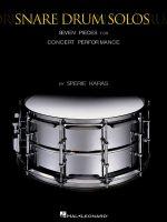 Sperie Karas : Snare Drum Solos - Sperie Karas