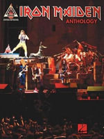 Iron Maiden : Anthology - Guitar Tab - Iron Maiden