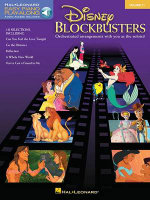 Easy Piano CD Play-Along: Volume 11 : Disney Blockbusters - Hal Leonard Publishing Corporation