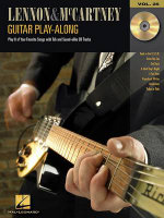 Guitar Play-Along: Volume 25 : Lennon and McCartney
