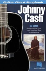 Johnny Cash : Guitar Chord Songbook - Johnny Cash