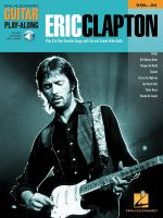 Guitar Play-Along: Volume 24 : Eric Clapton - Eric Clapton