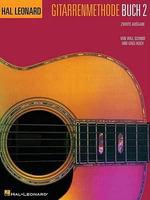 Hal Leonard Gitarrenmethode Buch 2 (Zweite Ansgabe) - Will Schmid
