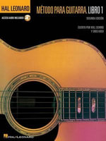 Metodo Para Guitarra Hal Leonard : Libro 1 (Book and CD) - Will Schmid